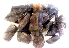 Jet Stone - Black Amber